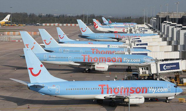 Thomson flight from Florida to Bristol turns back