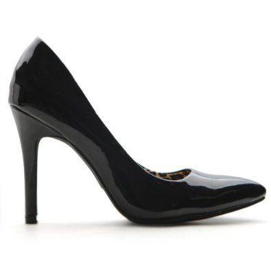 Ollio Women s Winter Elegant Multi Colored Dress High Heel Shoe Pump on  Wanelo 609ea172bb