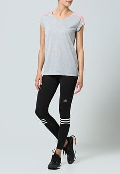 reputable site 72a75 e6a43 adidas Performance - RESPONSE - Collants - black white