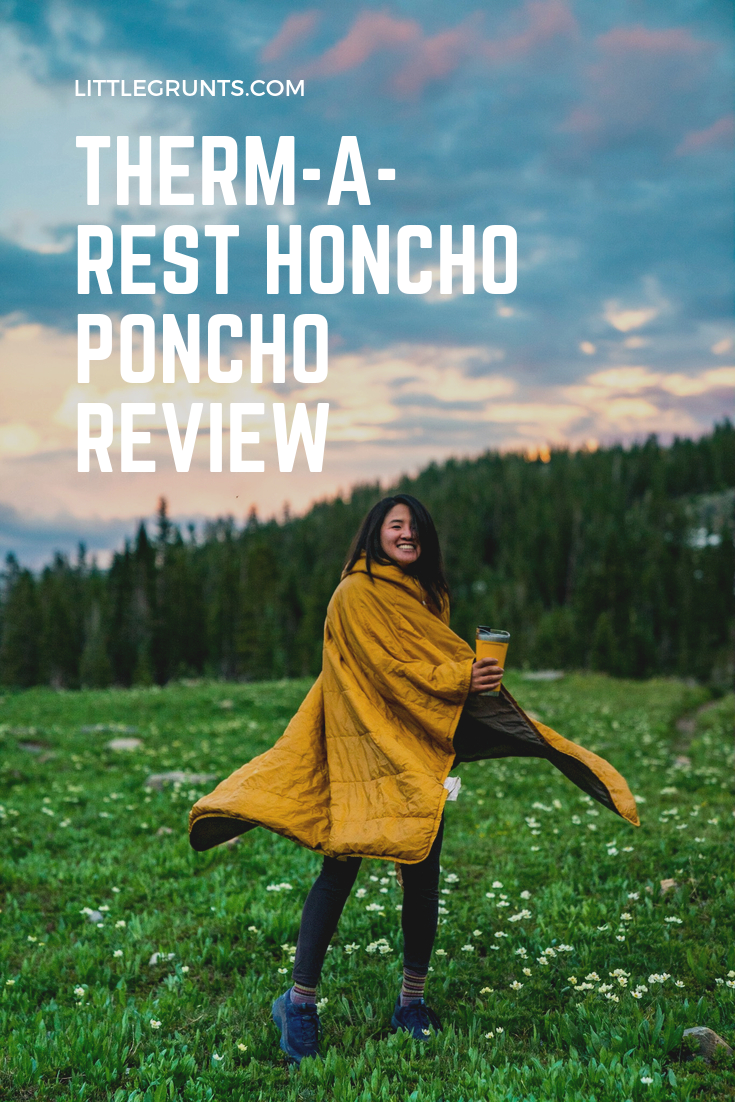 Photo of Therm-a-Rest Honcho Poncho Review – littlegrunts.com