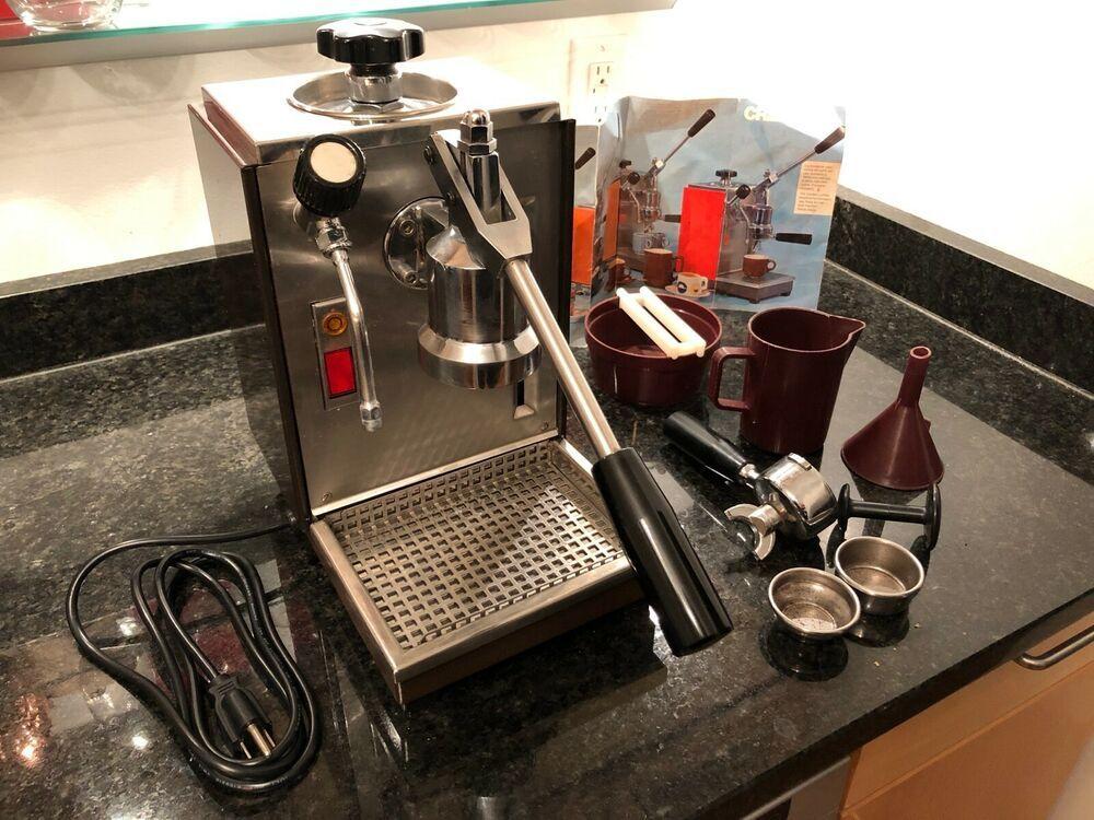 1979 Olympia Express Cremina 67 Espresso Machine Espresso Machine Coffee And Espresso Maker Coffee Geek