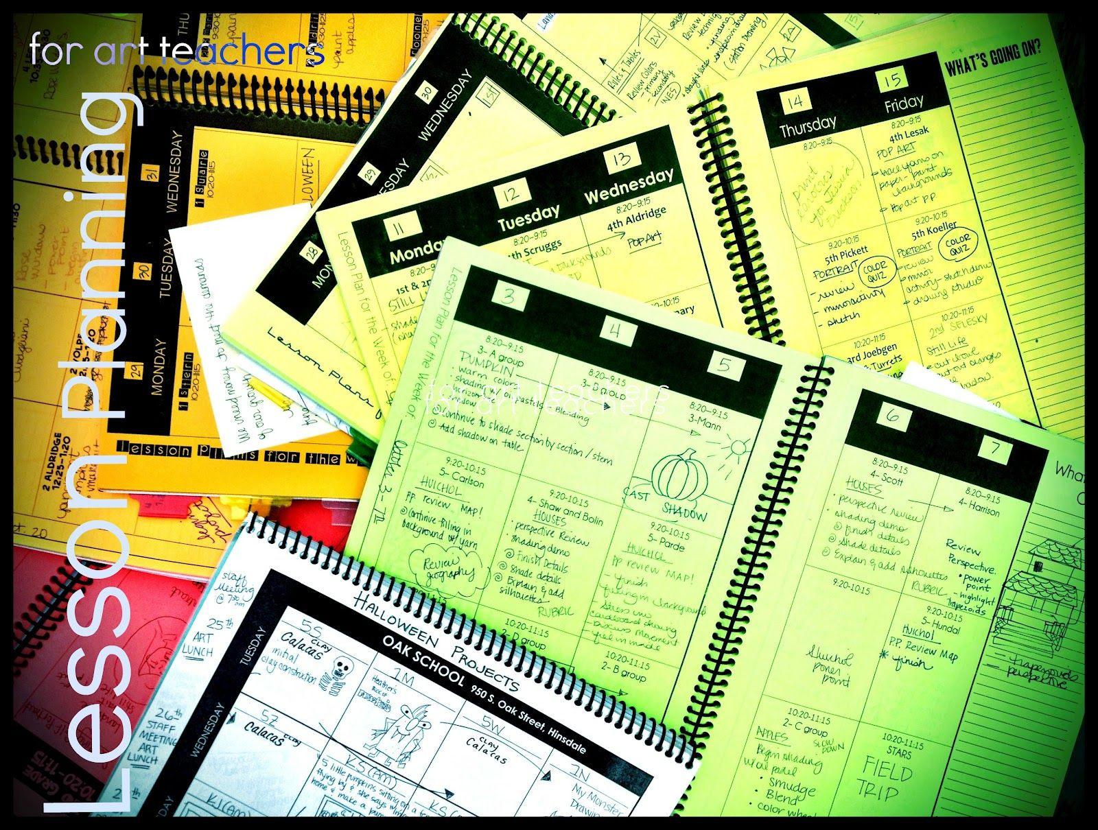 Plan Book The Bees Knees