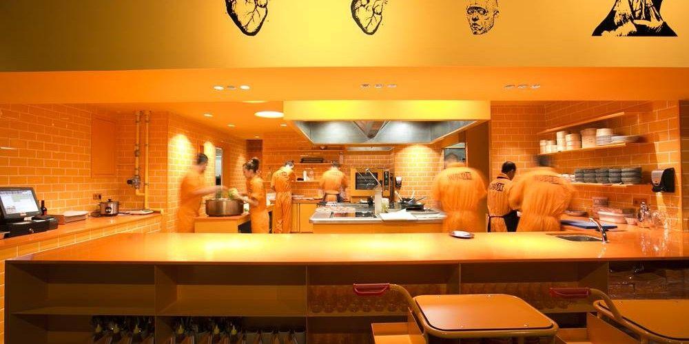 banos-restaurante-nobook-barcelona   Decoracion cuartos de ...