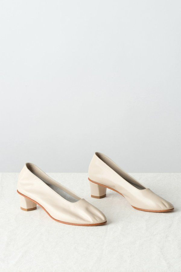 Martiniano High Glove In Sand | Short heels, Dancing shoes and Gloves