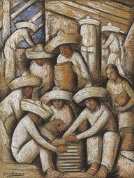 La fábrica de alfarería