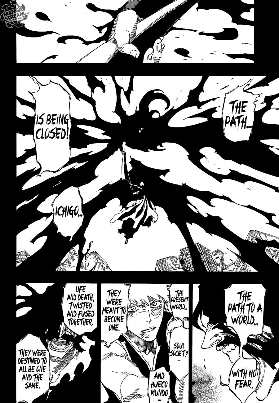 Bleach 686 - Page 19 - Manga Stream   Anime&Manga   Bleach