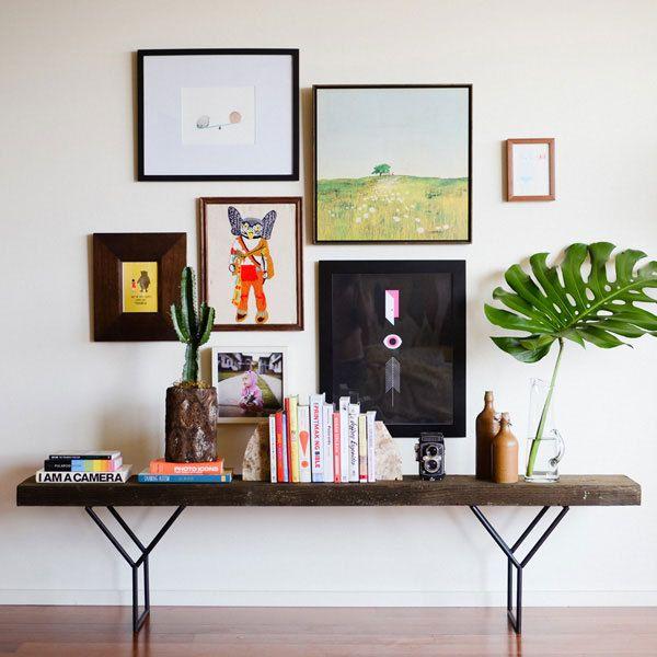 A few frame cluster inspirations I found. (3) | TT Apartment ...