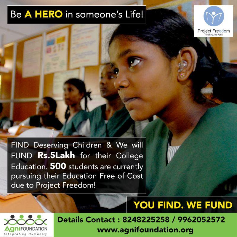 Agni Foundation On Twitter Scholarships Education Education College