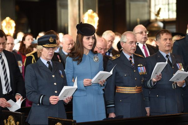 Kate Middleton Photos Photos: Duchess of Cambridge Marks 75th Anniversary of RAF Air Cadets