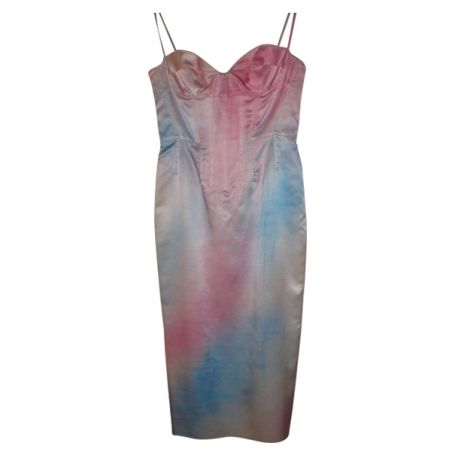 Multi-Pastel Dress   LOUIS VUITTON   Size 36-38 FR  £121  Vestiaire Collective