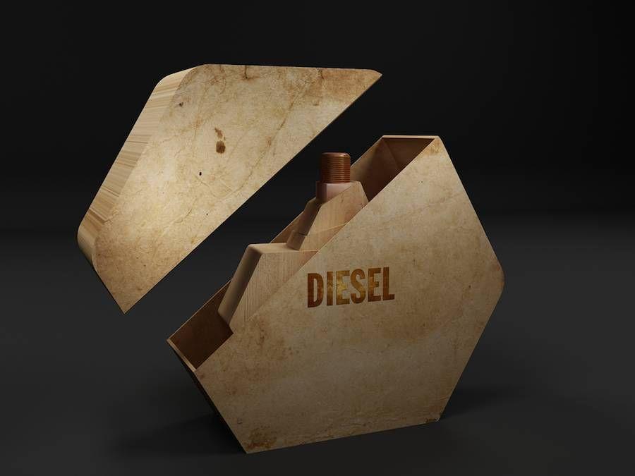 Spectre 007 & Diesel Perfume Concepts
