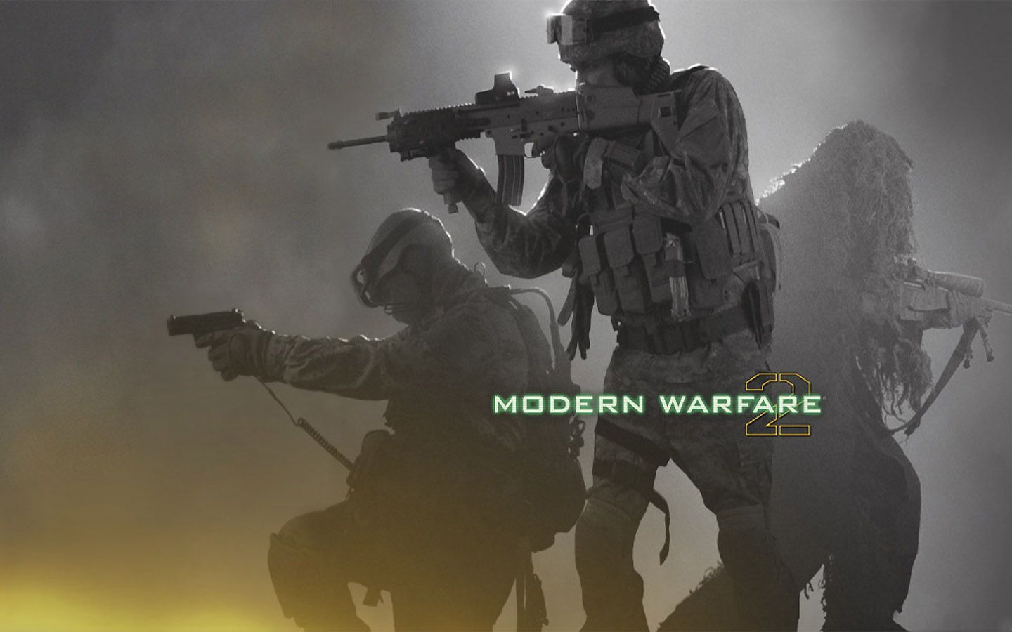Modern Warfare Wallpapers HD Wallpaper