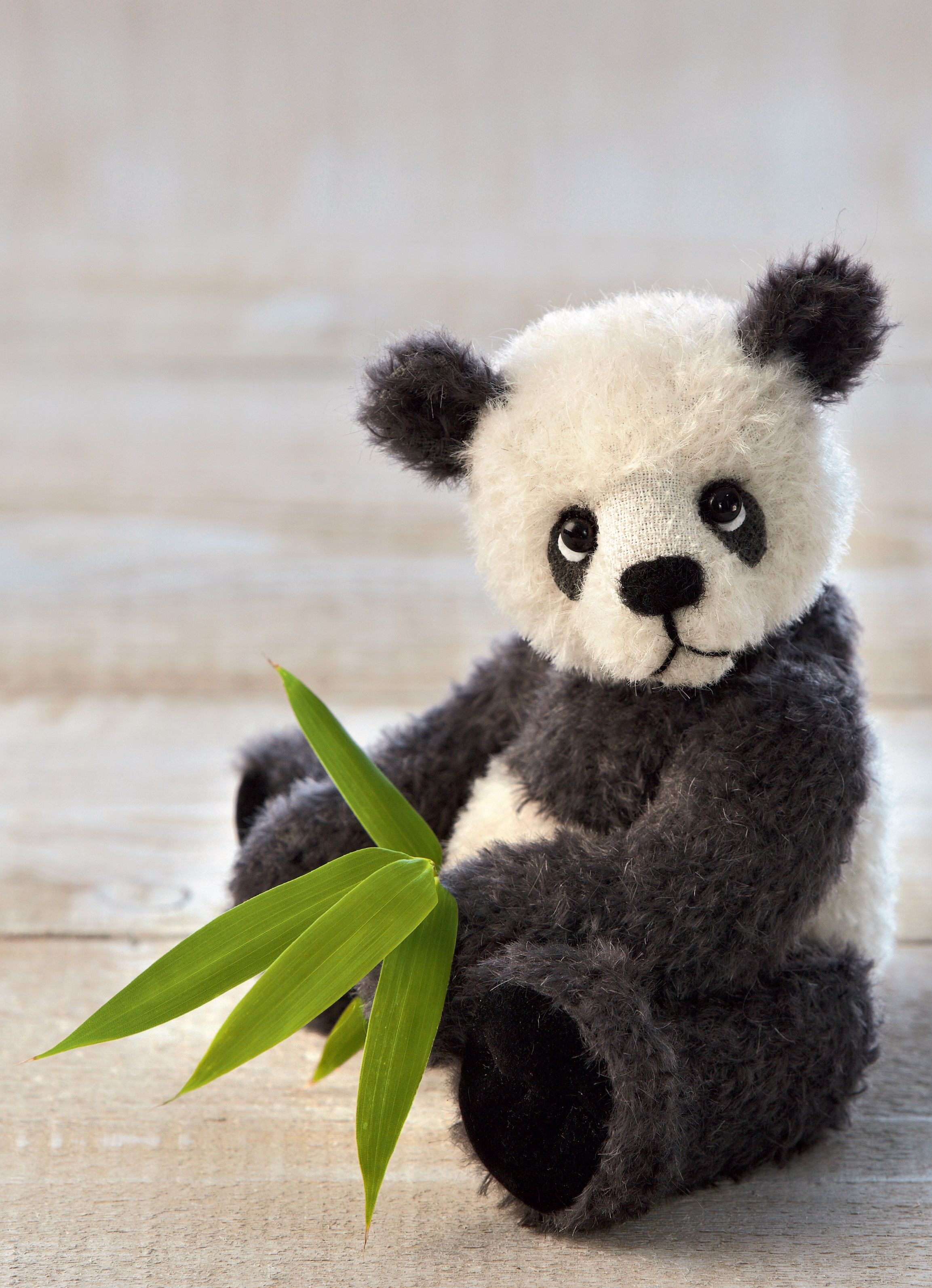 Ping The Panda - Magazine Templates | Soft sculptures and soft toys ...