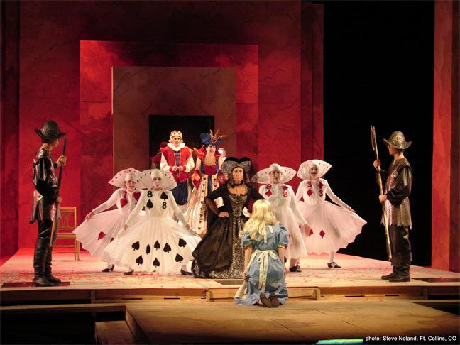 Alice In Wonderland Musical