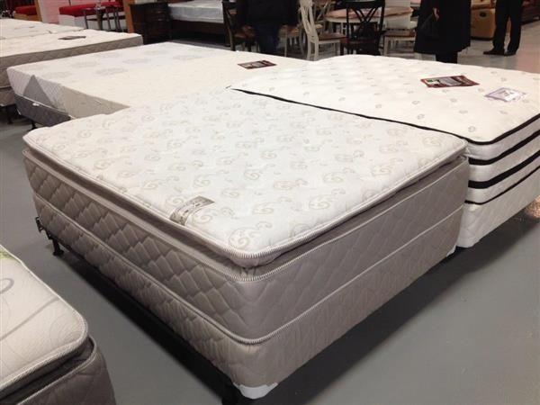 Comfort Bedding Beautiful Rest Foam Encased Pillowtop Soft Twin Mattress Mattress Twin Mattress Comfort Mattress