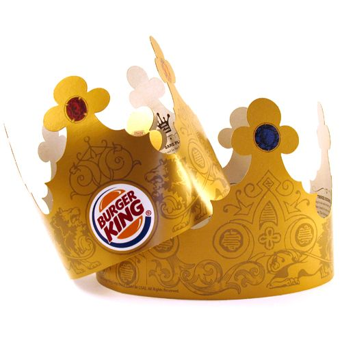 Aesthetic Apparatus Adventure Time Princesses Burger King Crown Burger King