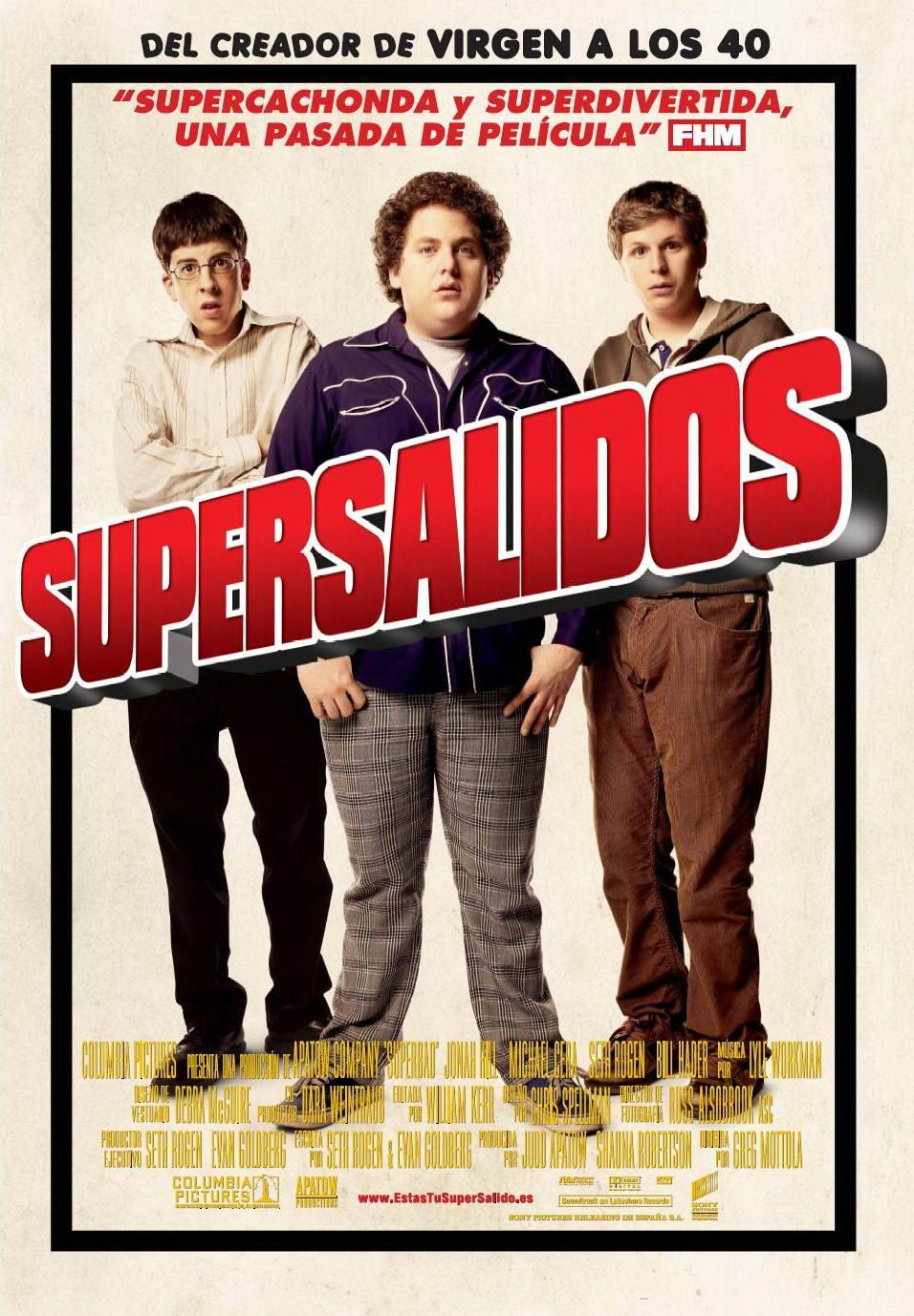 Supersalidos Películas Para Adolescentes Películas De Adolescentes Supersalidos