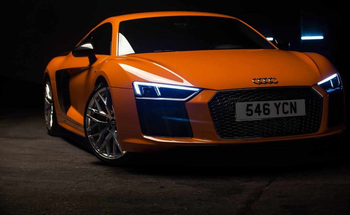 wallpapers engine car audi - photo #22