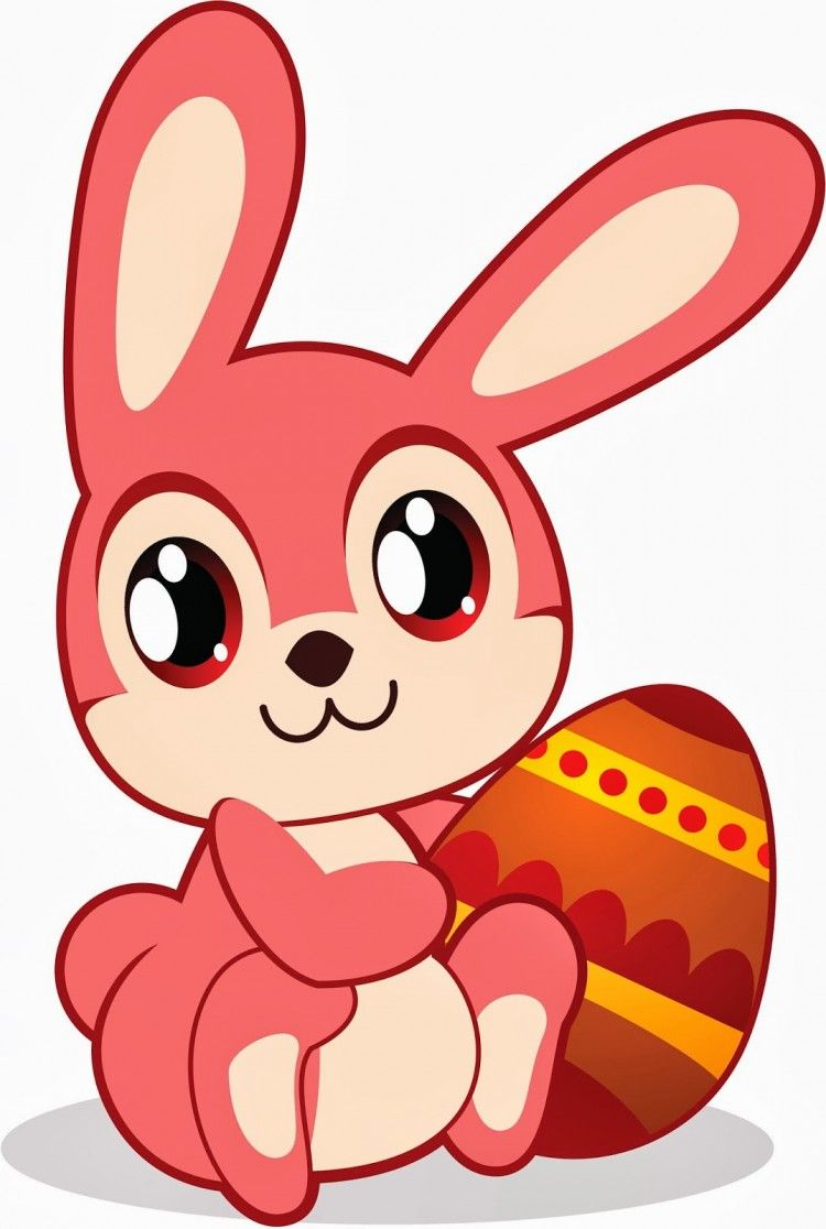 Dibujos-de-conejos-de-pascua-para-niños-9.jpg (750×1116 ...