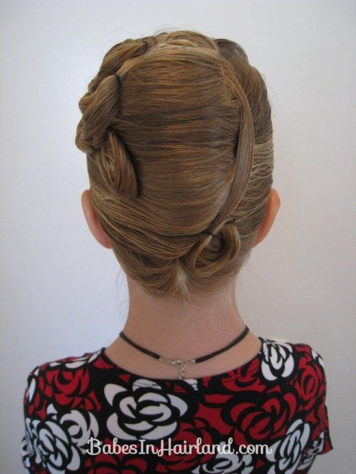 Elegant French Twist Updo & Giveaway | Long hair styles, French twist hair, Formal hairstyles
