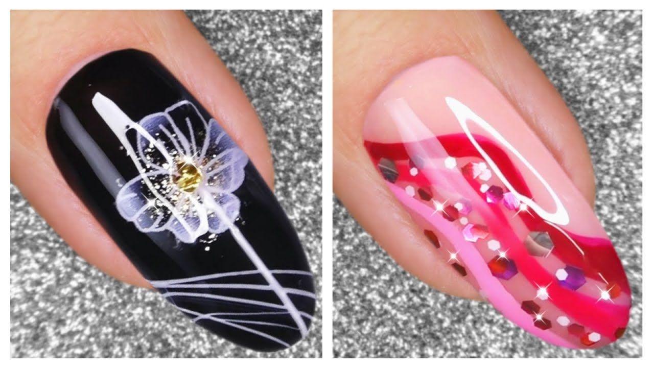 Nail Art Designs Easy Nails Art And New Nail Hacks 2020