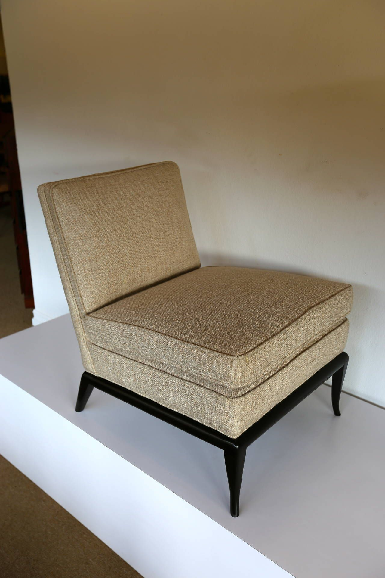 view this item and discover similar slipper chairs for sale at slipper lounge chair by t for widdicomb
