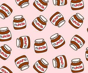 Nutella Cute Tumblr Wallpaper Nutella Cute Food Wallpaper
