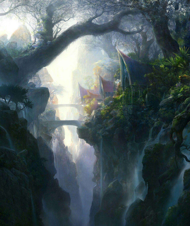 Fantasy Landscape Art おしゃれまとめの人気アイデア Pinterest