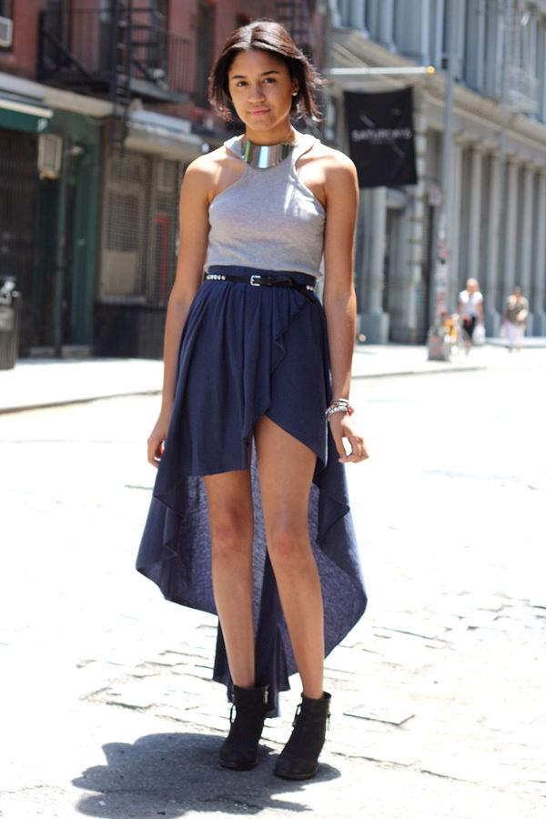 Street Style Fashion Spring And Summer Looks For 2014 Street Style Fashion Types Of Fashion Styles