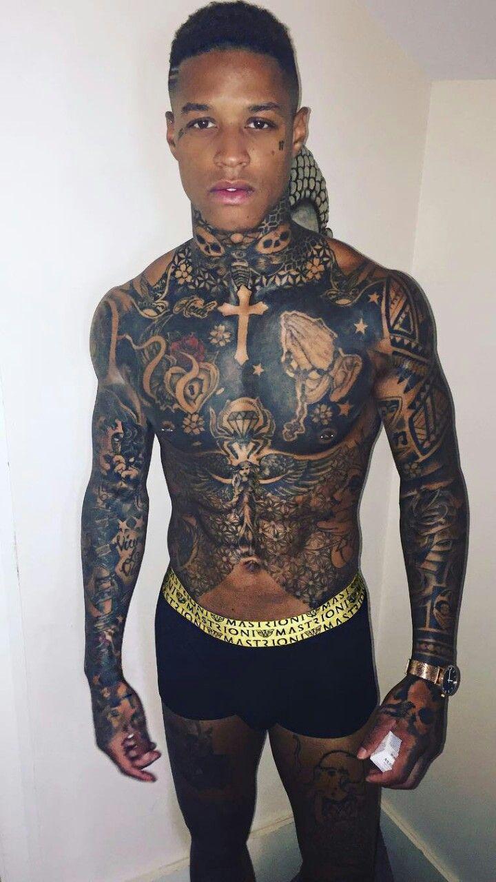 Black Guys With Tattoo Sleeves : black, tattoo, sleeves, Tattoos