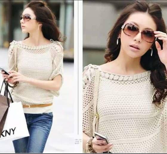 02480df9e1361 Shopo.in   Buy D.fi.women Trendy Designer Knitted-tops online at best price  in Varanasi