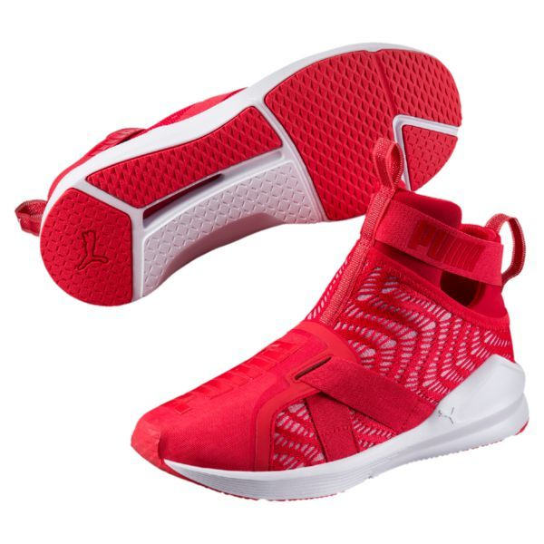 Red Swirl D'entraînement Fierce Strap FemmePoppy Chaussure Pour cARL54S3jq