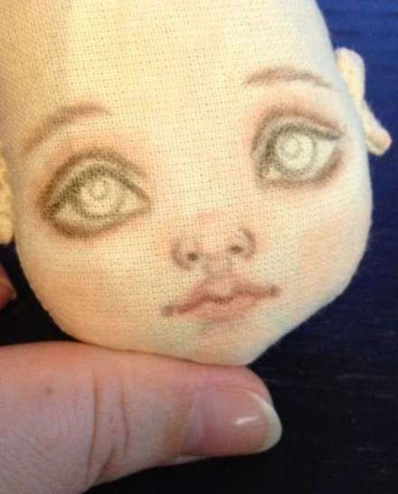 Diy Baby Clothes Paint 45+ Best Ideas #dollfacepainting