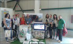 Plastic Food con UUD Erasmus+ con i partener di Spagna, Romania, Bulgaria, Lituania e Italia a Fa' la Cosa Giusta http://tuttoggi.info/la-cosa-giusta-futuro-lo-video/361323/