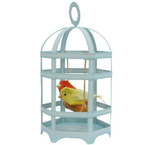 Bird Cage Canary Pet Series Animals Paper Craft Canon Creative Park Paper Crafts Paper Toys Paper Birds