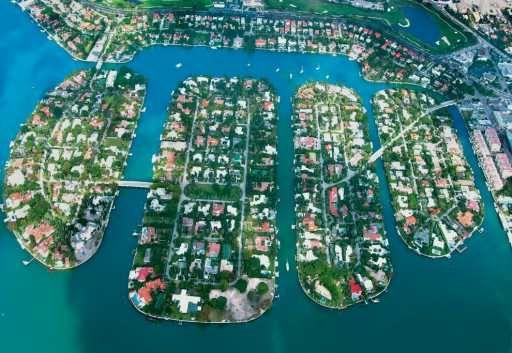 Venetian Islands Miami Fl