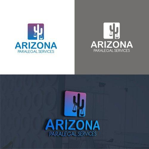 Arizona Paralegal Services - Modern fresh take on a legal business - fresh blueprint design career