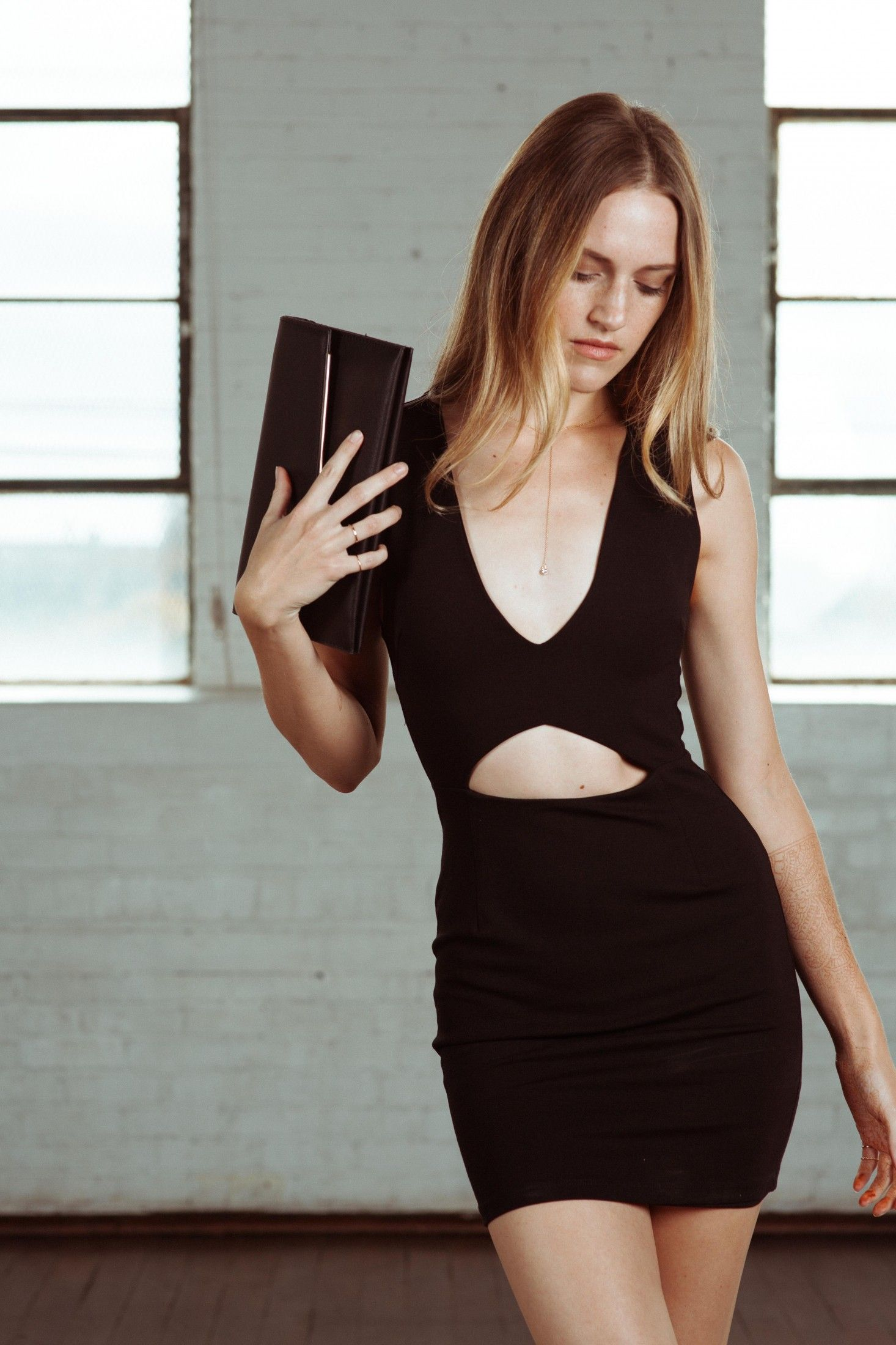 Cleared For Take Off Black Bodycon Dress Clothes Black Bodycon Dress Little Black Dress [ 2200 x 1466 Pixel ]
