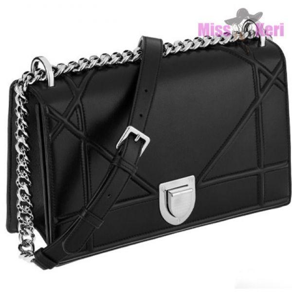 89ed58629a92 Сумка Dior Diorama черная купить, цена, интернет-магазин, отзывы ...