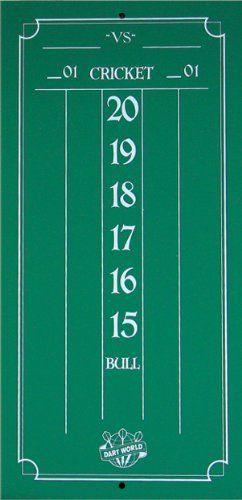 Cricket Scoreboard Chalk By Dart World 9 99 Man Cave Home Bar Man Cave Basement Dart