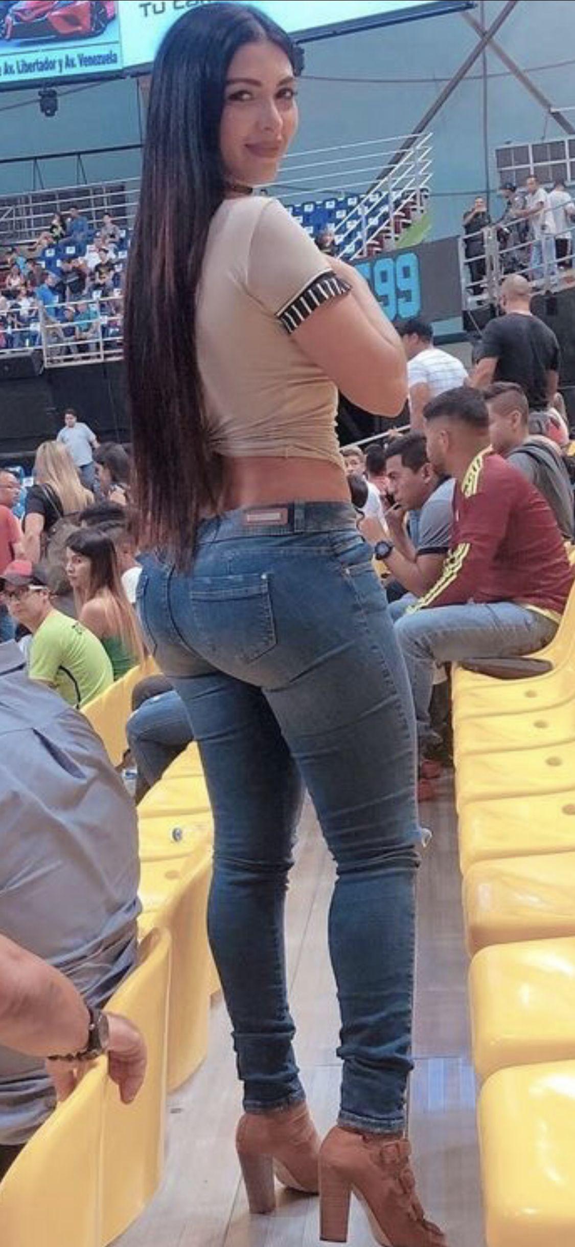Sexy Ass Latina Blowjob