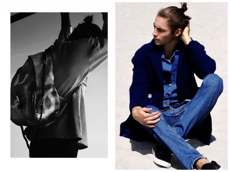 scoopmodels.com: Timothee Bertoni | Male models poses