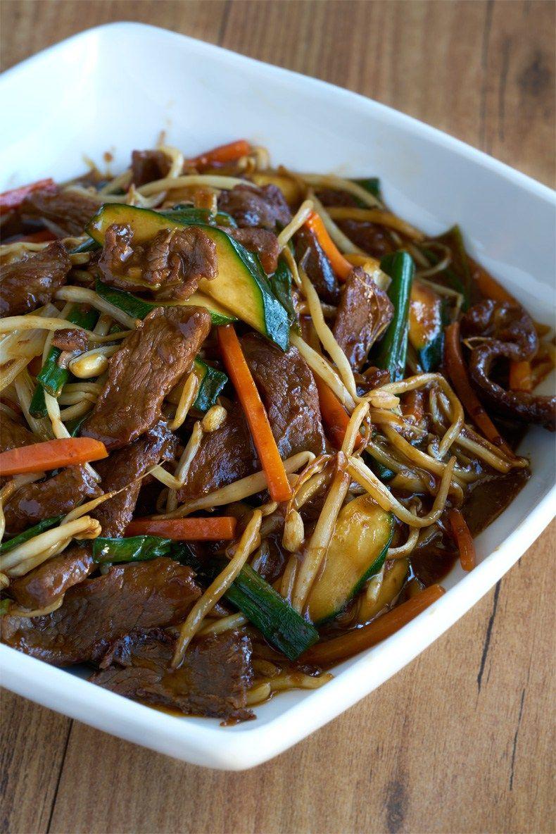 Chop suey de ternera, chop suey receta, cocina china, cocina ...