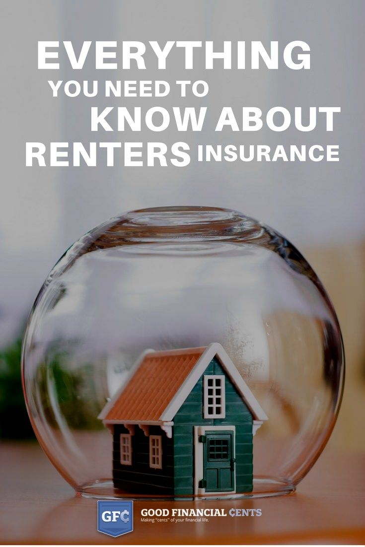 Find the best renters insurance policy for 2021
