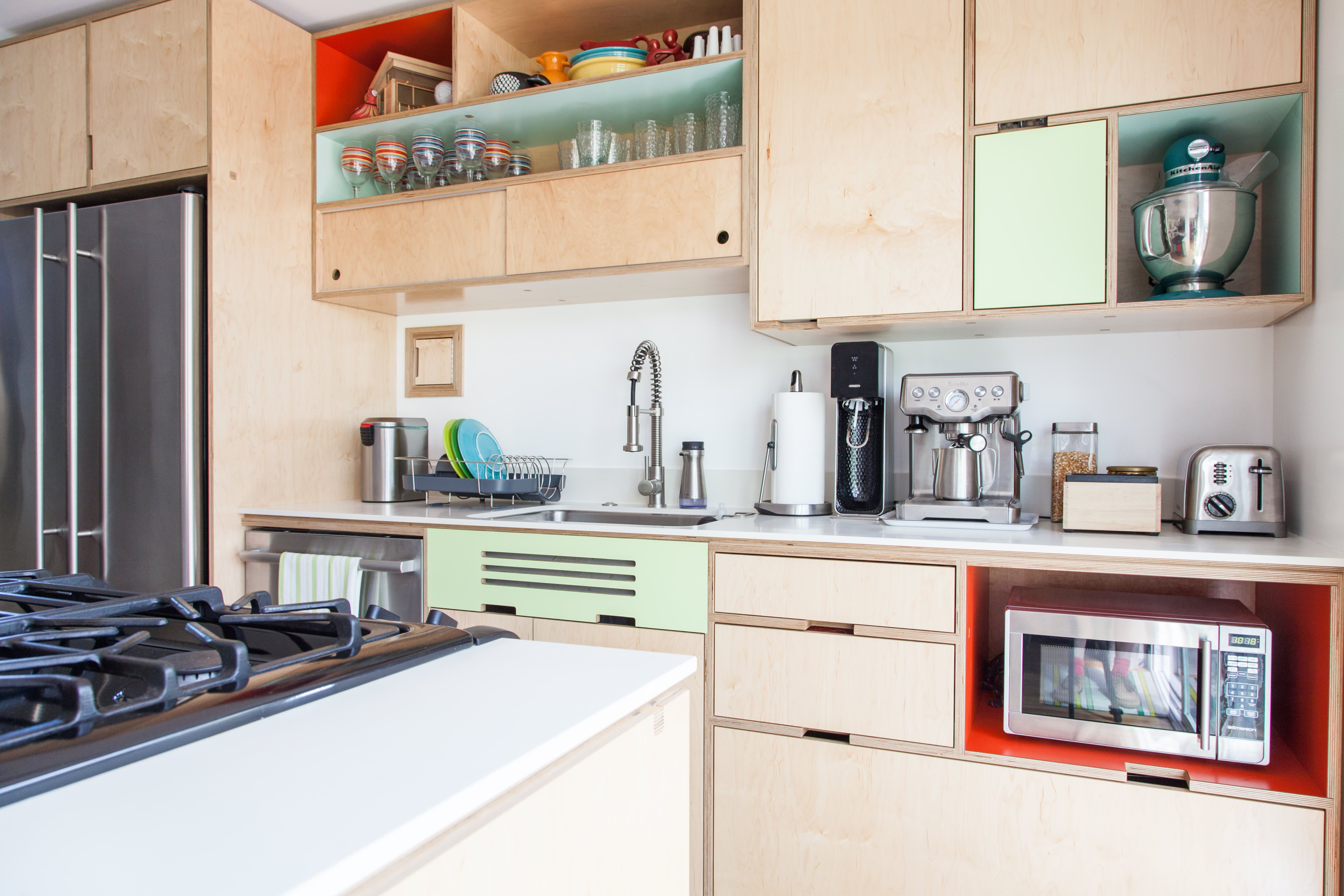 A Modern, Colorful and Clever Seattle Home in 2020