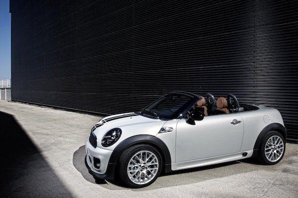 The Mini Roadster Two Seats No Waiting My Next Car Mini Coupe Mini Cars Mini Convertible