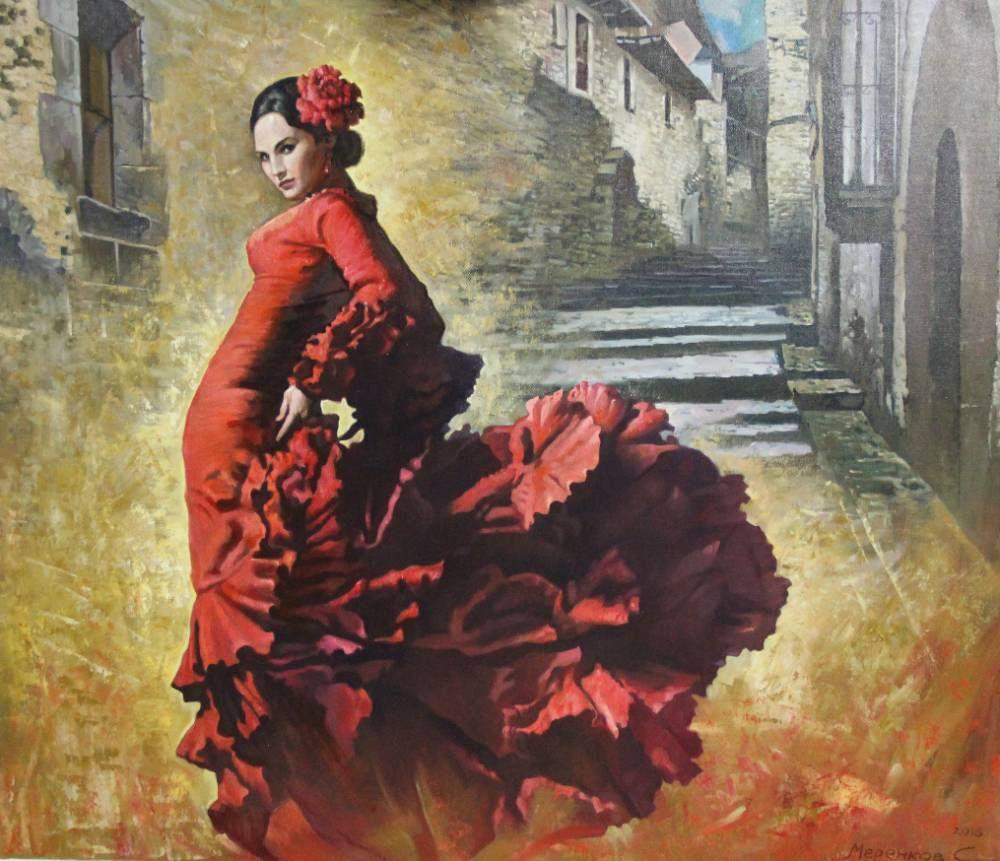Испанская кармен картинки
