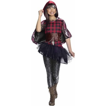 Ever After High Cerise Hood Child Halloween Costume - Walmart