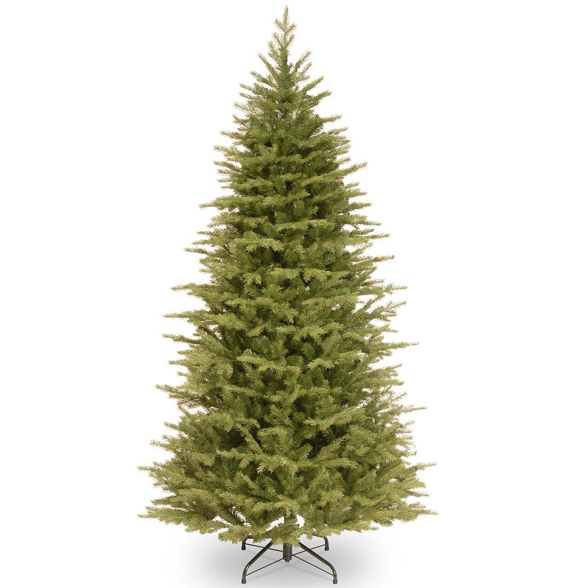 6ft Nordic Spruce Slim Feel Real Memory Shape Artificial Christmas Tree Beautiful Christmas Trees Christmas Tree Sale Christmas Tree