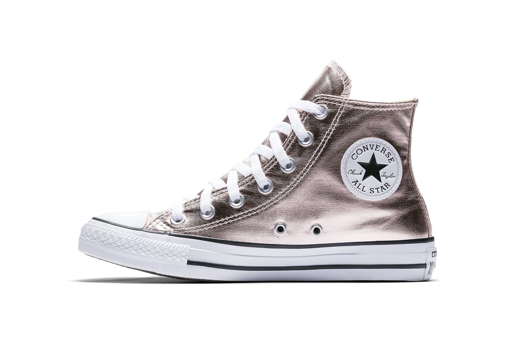 ac387a608c7d2a Converse s Chuck Taylor All Star Takes Home the Rose Gold Medal ...